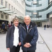 Peter Sissons supports our Radio 4 Appeal