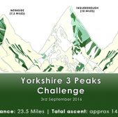 Berry and Lamberts attempt the 3 Peaks Challenge to raise money for 3H