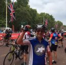 Trustee takes on Ride London
