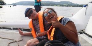 2019 Catamaran Fun in the Lake District